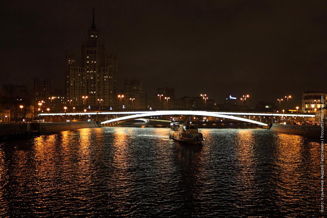 Большой Устьинский мост, высотка на Котельнической и «Москвушка» «Кармэл»