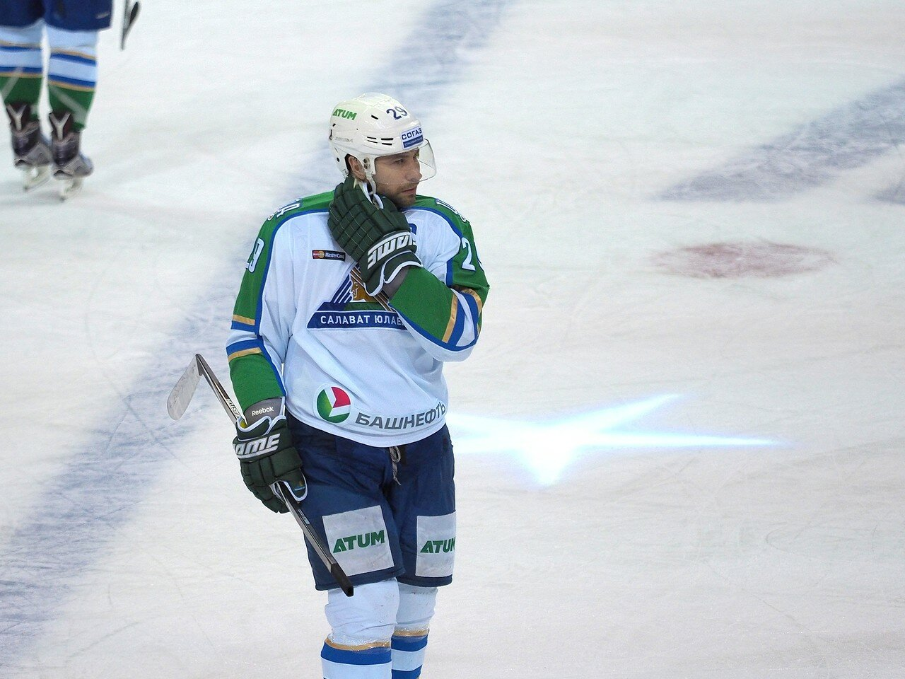 41Плей-офф 2016 Восток Финал Металлург - Салават Юлаев 25.03.2016