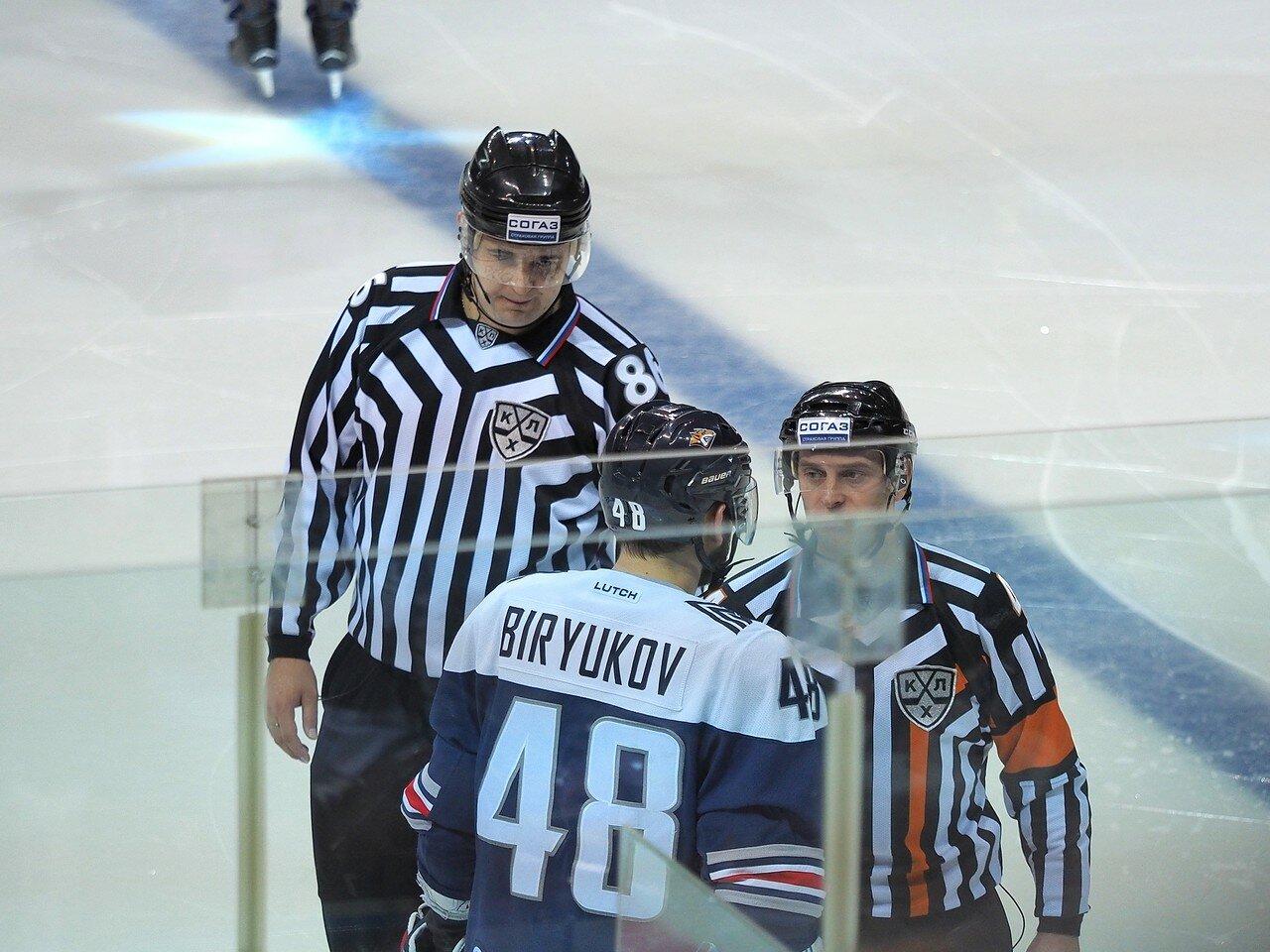 47Плей-офф 2016 Восток Финал Металлург - Салават Юлаев 25.03.2016