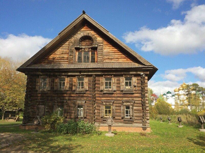 Кострома, анонс поездки...Россия