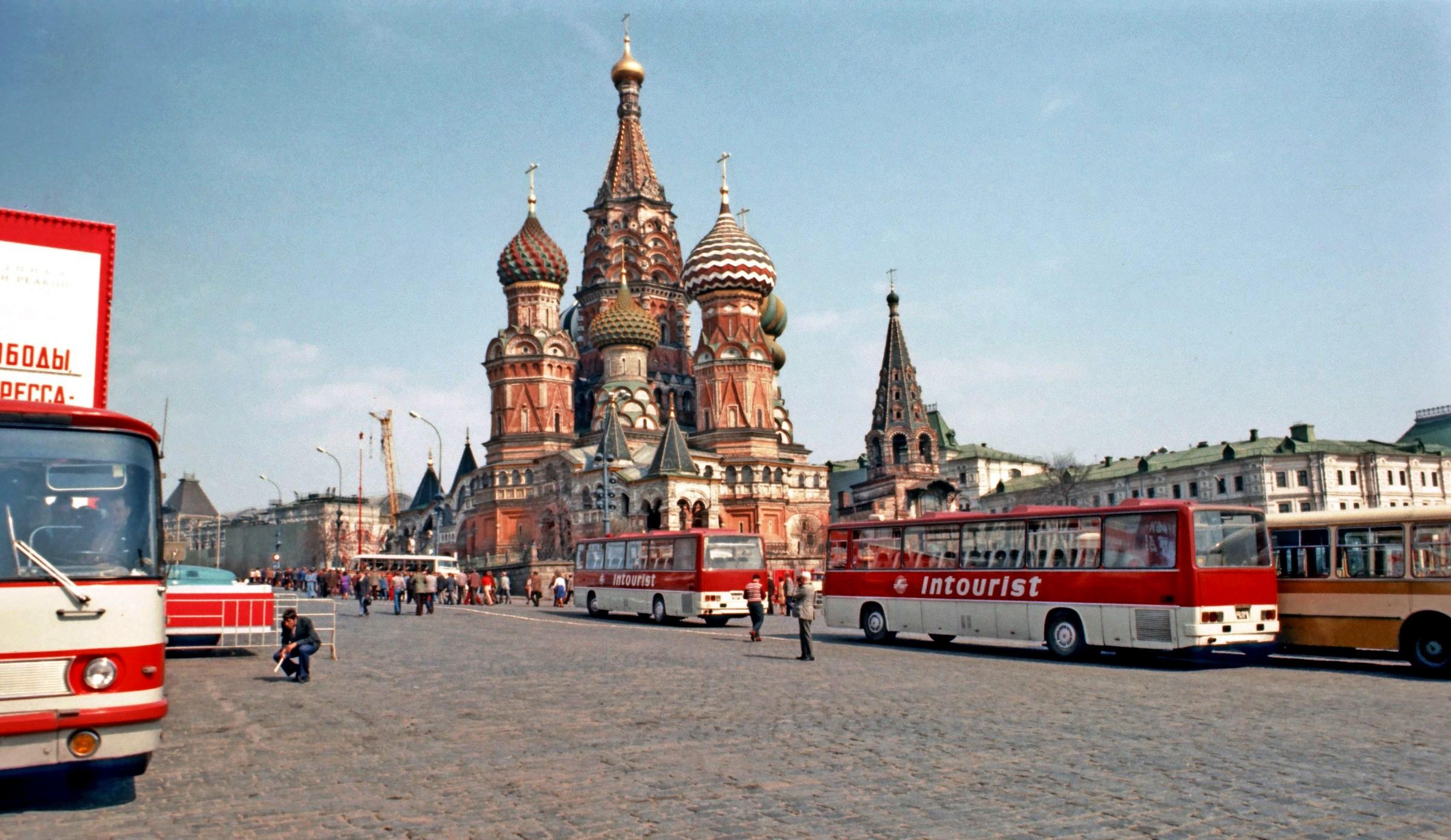 Ночная экскурсия по москве на автобусе
