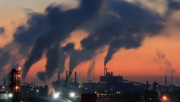 ВКрасноярске объявлен режим неблагоприятных метеорологических условий