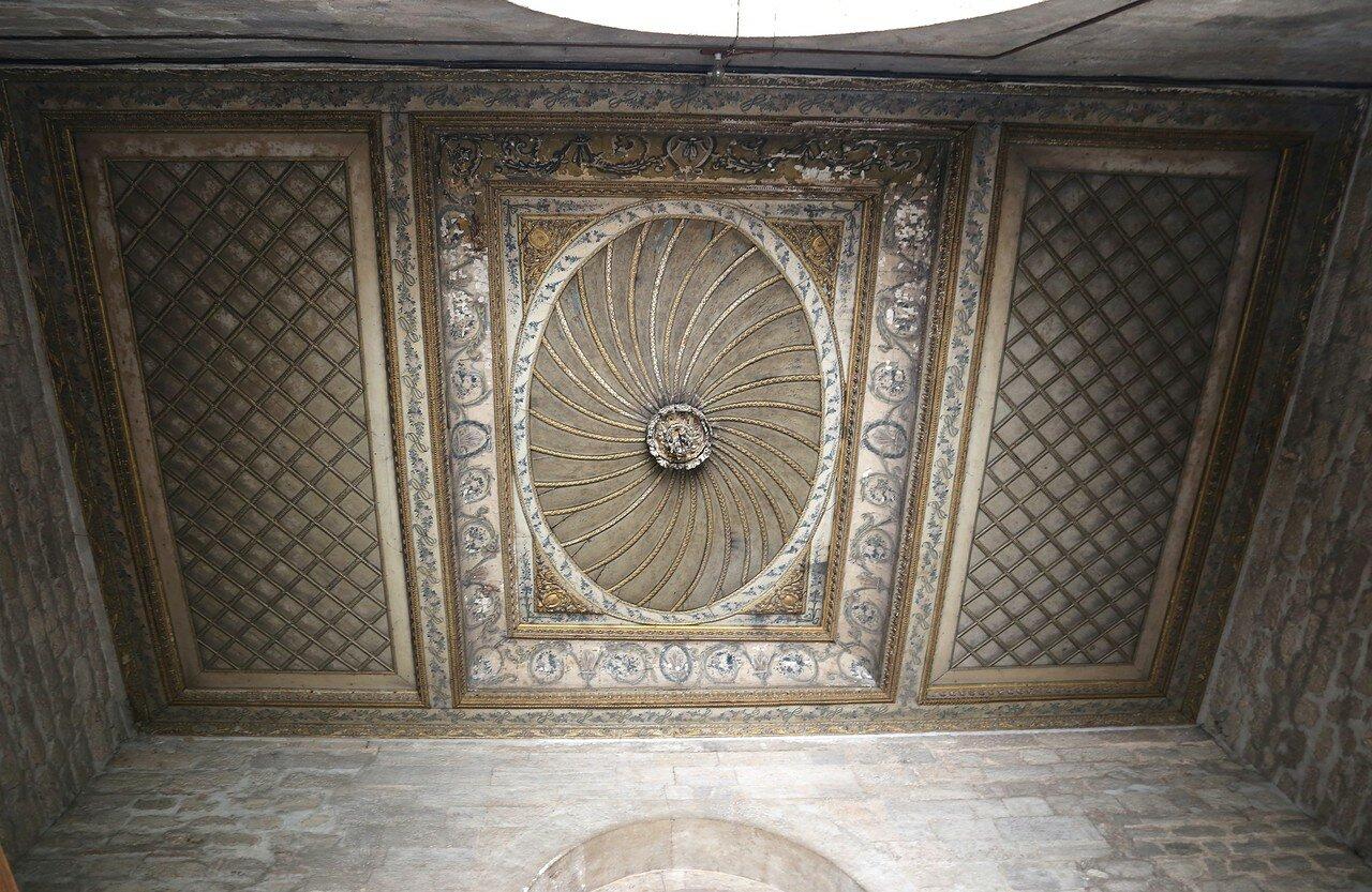 Стамбул, Топкапы. Ворота Приветствия (Babü's-selâm)