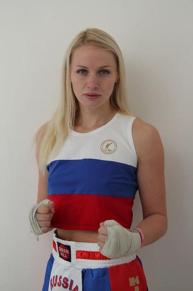 Елена Анатольевна Воробьева — многократный призёр чемпионатов России, Европы и мира по кёкусинк