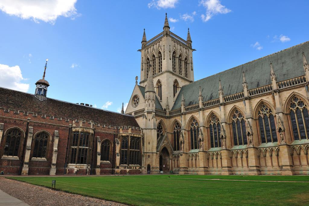 Великобритания. Кембриджский университет. (llee_wu) 4 место