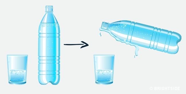 Гравитация и вода У гравитации, оказывается, есть чувство юмора, особенно когда очень хочется пить.