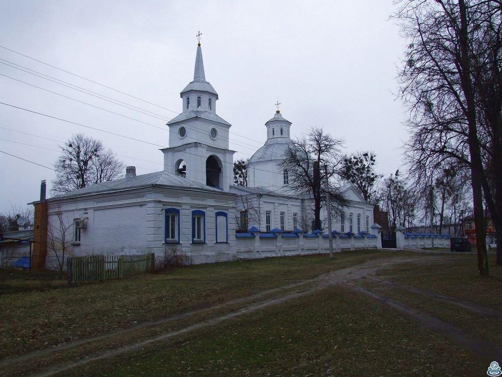 Благовещенская церковь в Тростянце