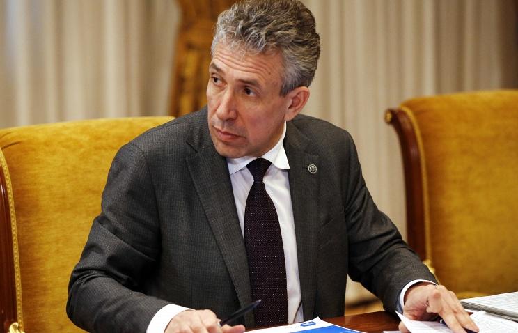 Руководитель ВЭБа назначен представителем Российской Федерации вделовом совете БРИКС