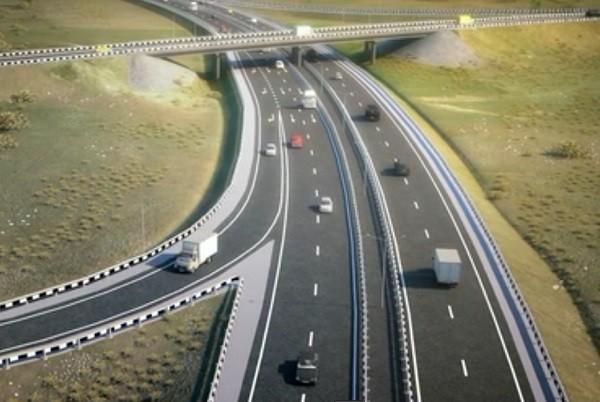 НаКубани подороге кмосту вКрым построят 5 новых развязок