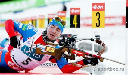 Болгарский биатлонист Илиев— чемпион Европы вспринте