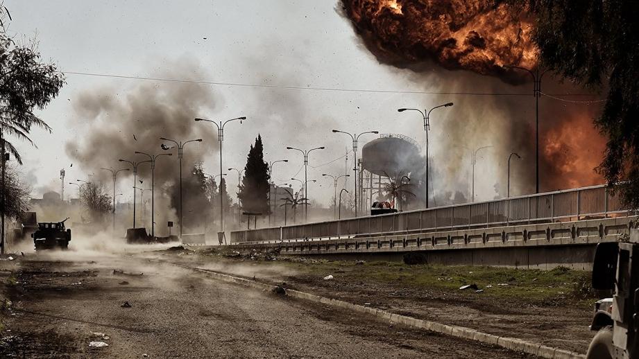 МИДРФ: Москва обеспокоена употреблением химоружия вМосуле