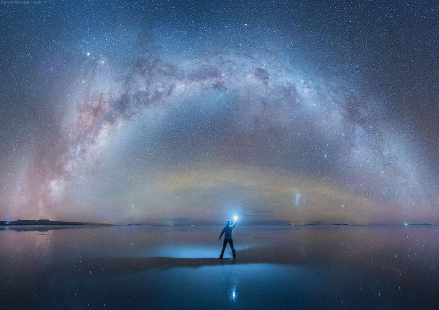 Gorgeous Photographs of the Milky Way in Bolivia (4 pics)