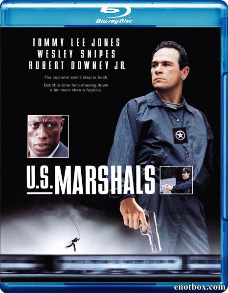 Служители закона / U.S. Marshals (1998/BDRip/HDRip)