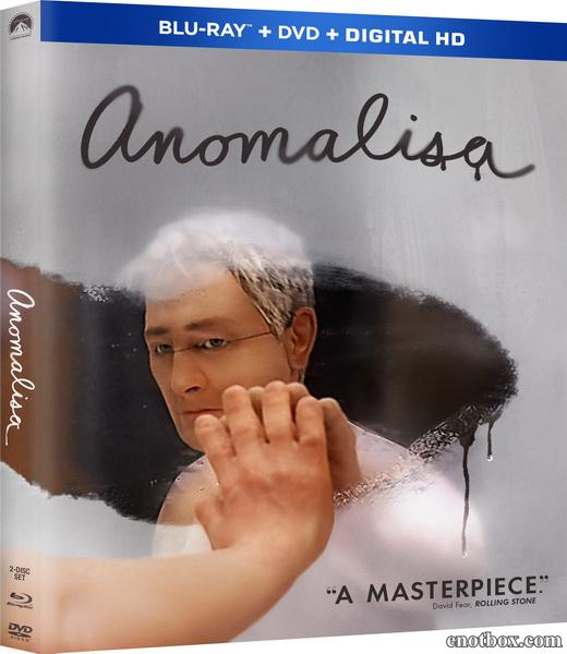 Аномализа / Anomalisa (2015/BDRip/HDRip)