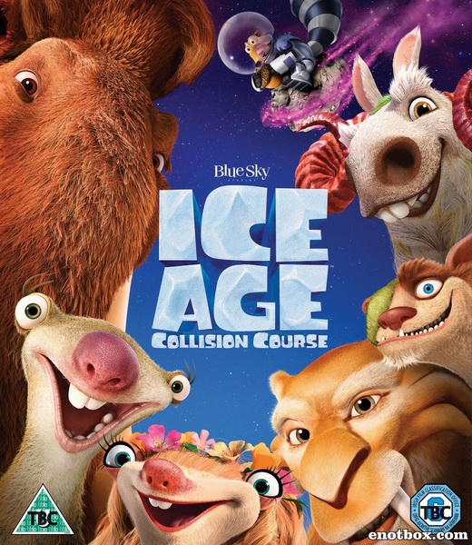 Ледниковый период: Столкновение неизбежно / Ice Age: Collision Course (2016/WEB-DL/WEB-DLRip)