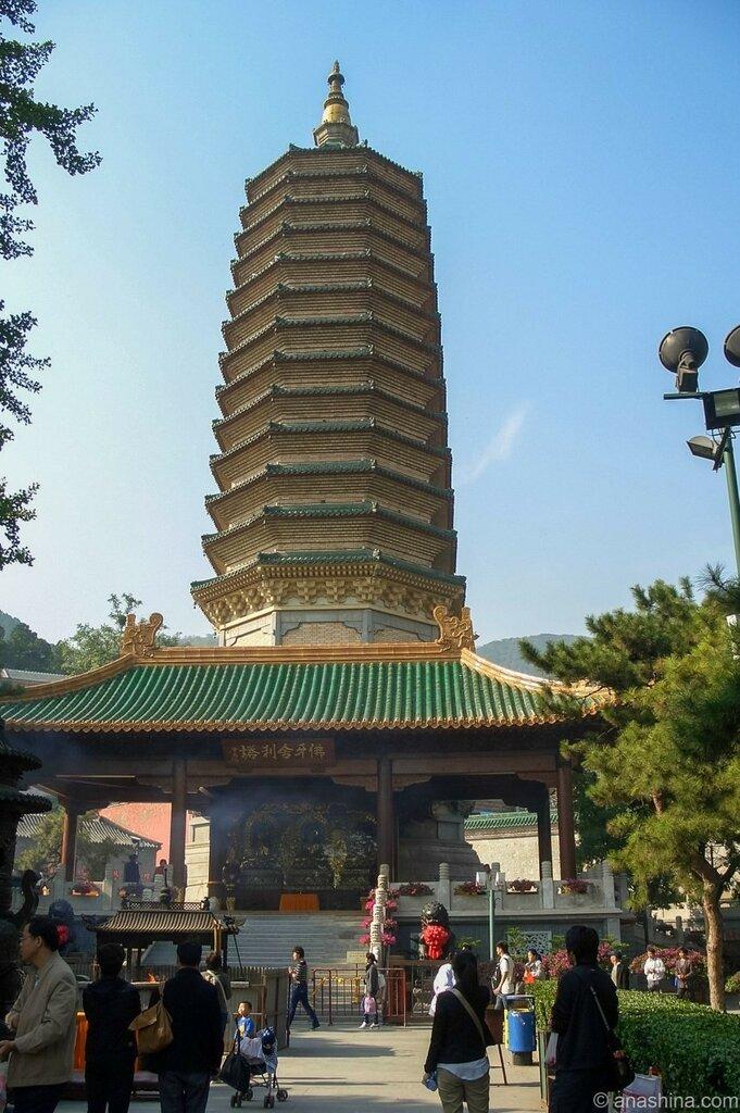 Пагода-реликварий Зуба Будды, Бадачу