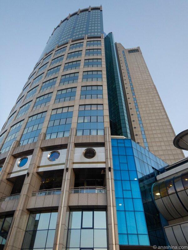 Башня-2000, Москва-Сити