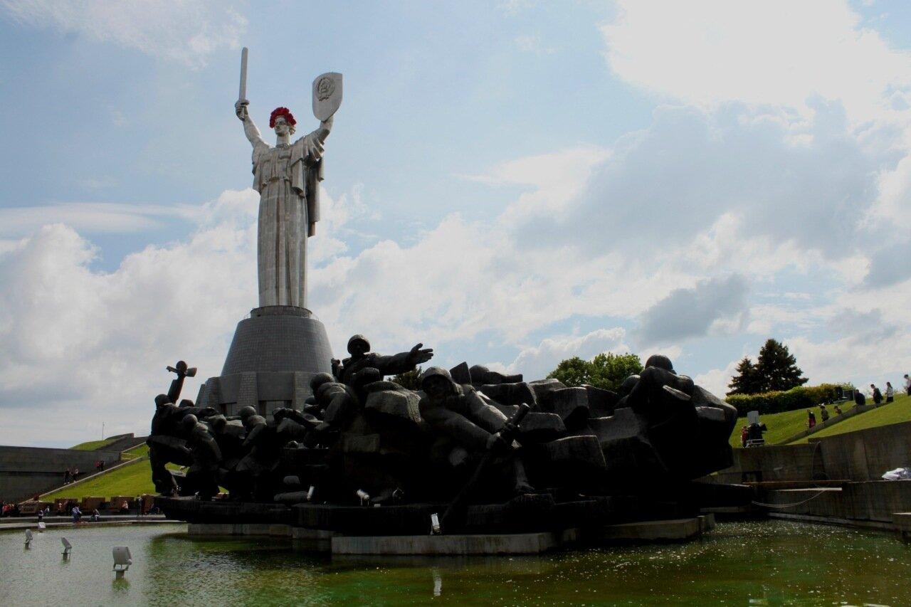 День Победы 2016 в Киеве