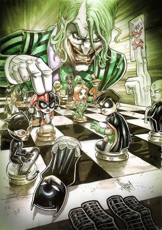 Comic Art by Vinz el Tabanas