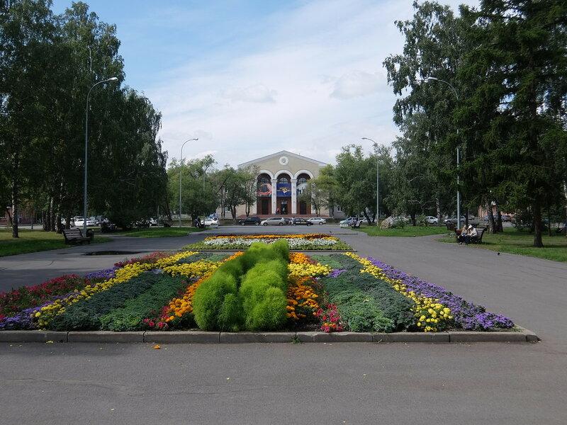 Кемерово - Сквер Искусств
