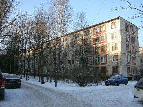 Павловская ул. 54к1