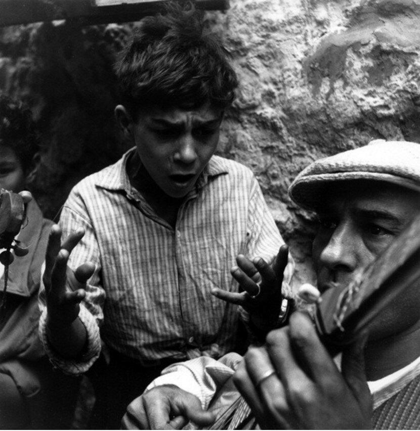 1952. Цыган