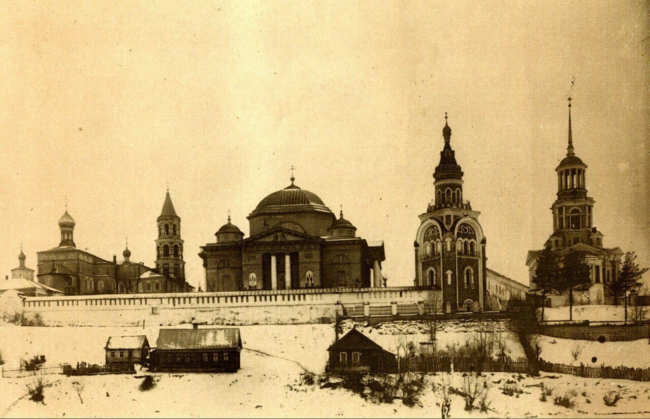 1925. Cв.Борисо-Глебский монастырь