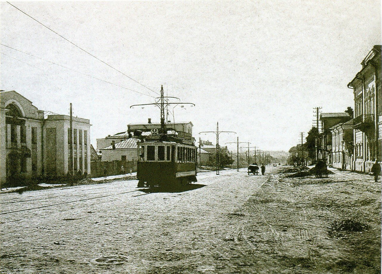 Октябрьская улица