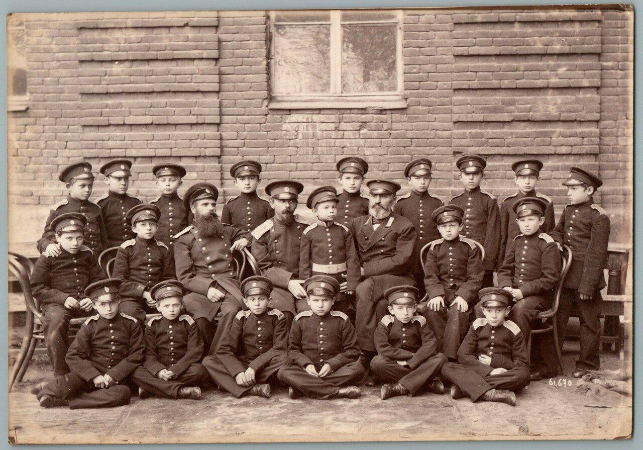 1900-е. 2-я Московская гимназия