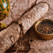 карта и компас