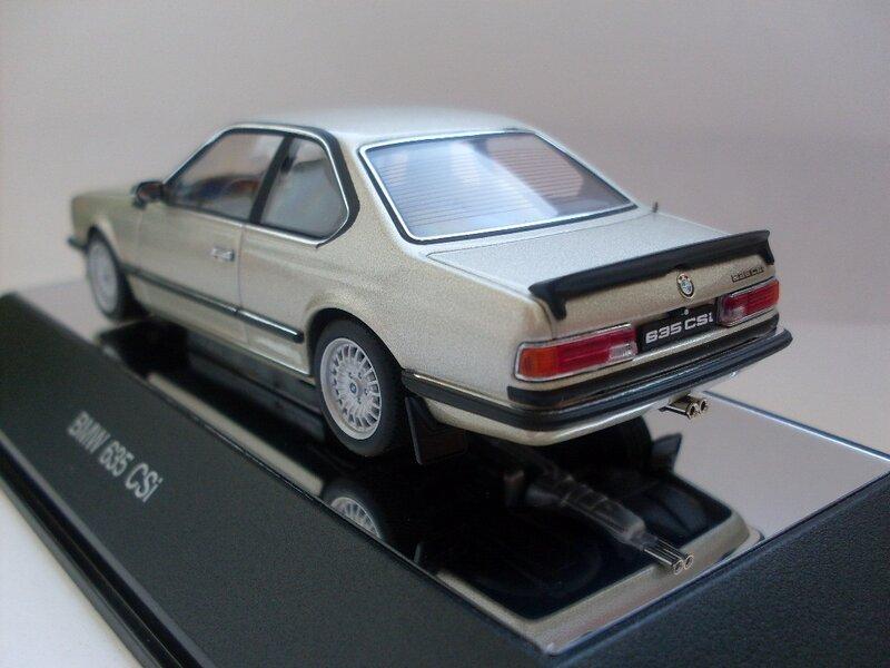 AutoArt BMW 635 CSi