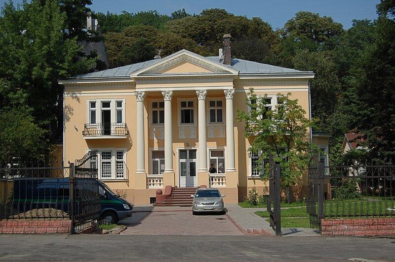 Брокбизнесбанк - бывший детский сад