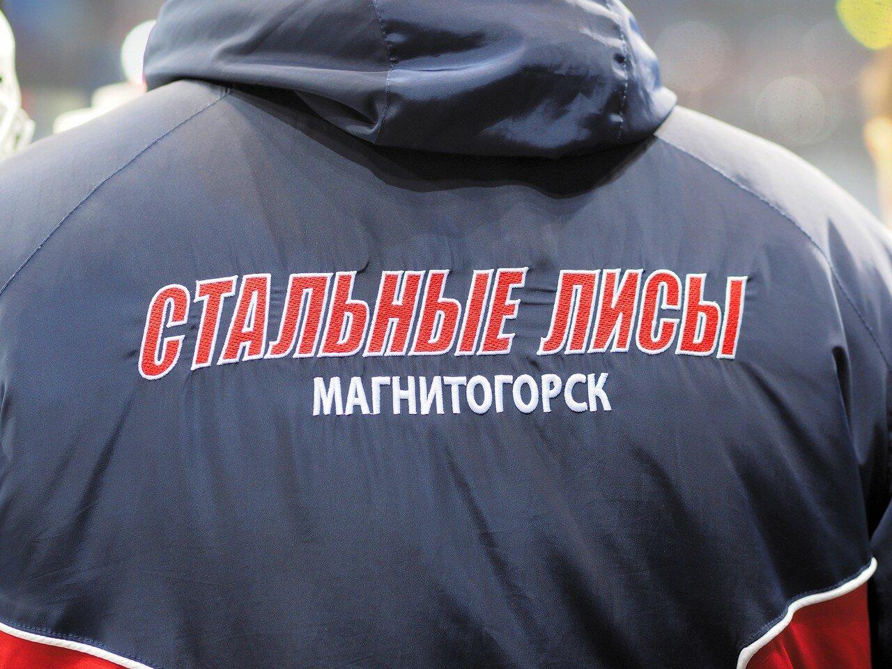 36 Стальные Лисы - Авто 31.01.2017