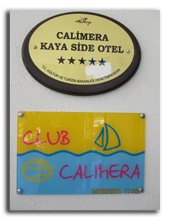 Calimera Kaya Side