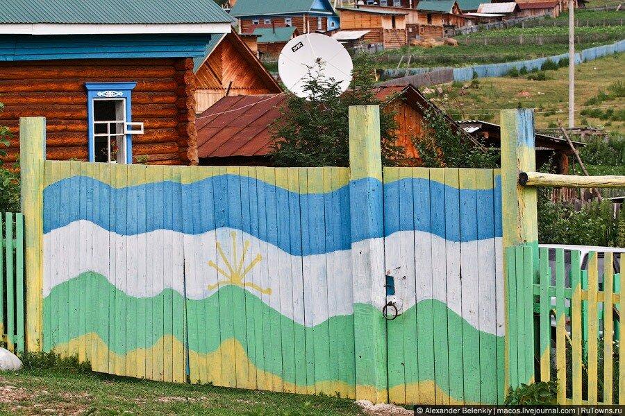 башкирский флаг