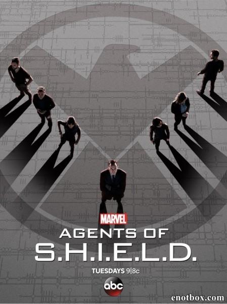 Агенты «Щ.И.Т.» / Agents of S.H.I.E.L.D. - Полный 3 сезон [2015, WEB-DLRip | WEB-DL 1080p] (LostFilm)