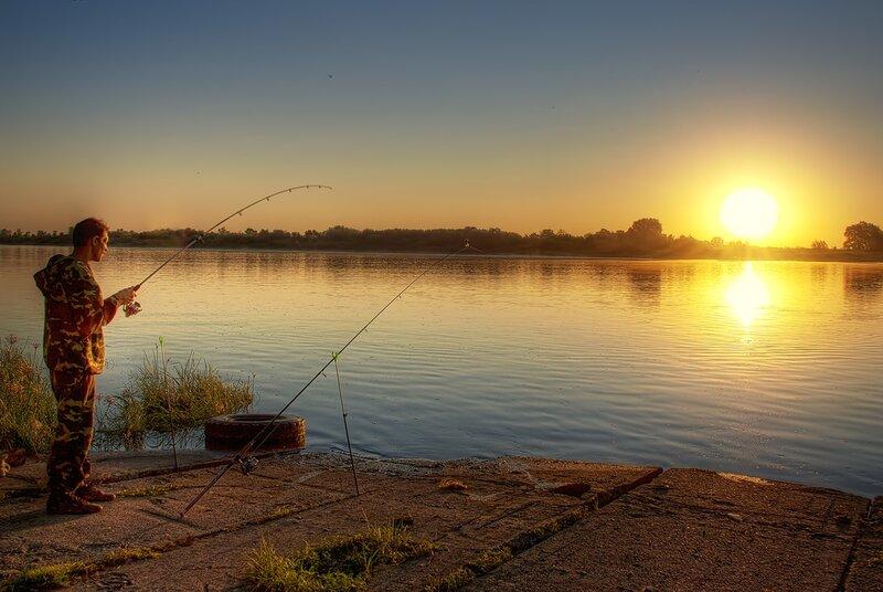 рыбалка на оке картинки