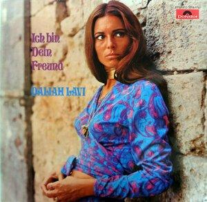 Daliah Lavi – Ich Bin Dein Freund (1972) [Polydor, 2310 176]