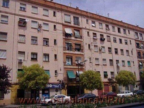 квартира в Valencia, CostablancaVIP, квартира в Валенсии, недвижимость в Испании, недвижимость от банков, залоговая недвижимость, недорогая недвижимость в Испании, недвижимость дешево, банковская недвижимость