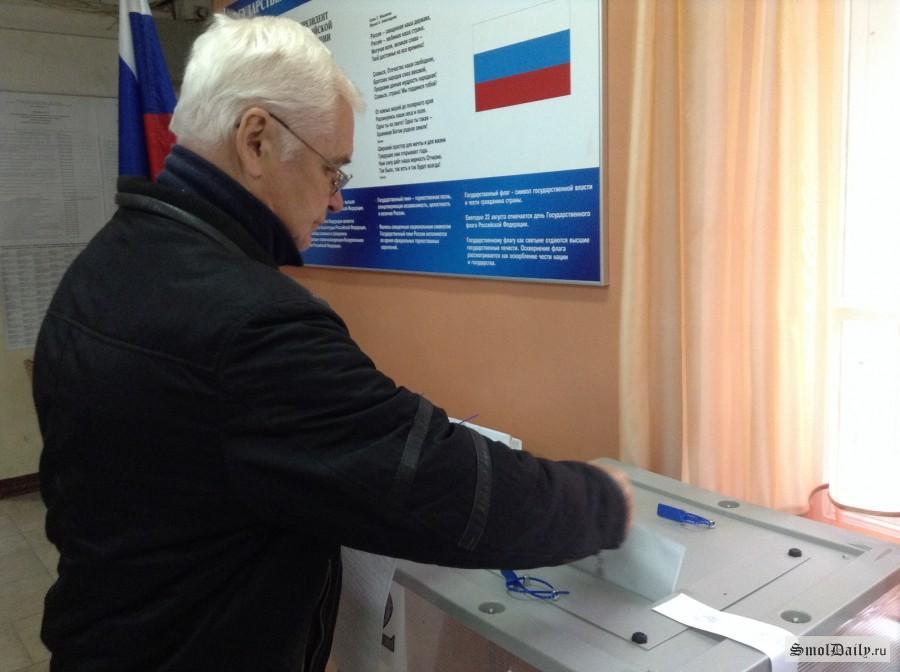 ВПензе продолжается предварительное голосование партии «Единая Россия»