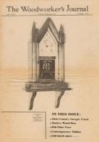 Журнал Woodworker's Journal January-February 1977