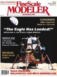 Журнал FineScale Modeler 1989-09