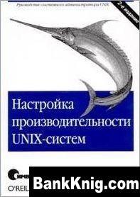 Книга Настройка производительности UNIX-систем.
