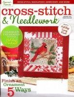 Книга Cross Stitch & Needlework - 01 2012