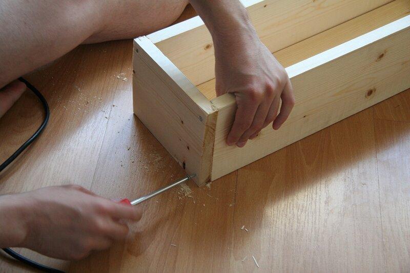 Деревянные ящик сделать своими руками 71