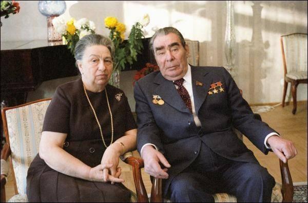 Пристрастия и увлечения Л.И. Брежнева