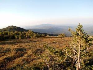 Вид на гору Юрма