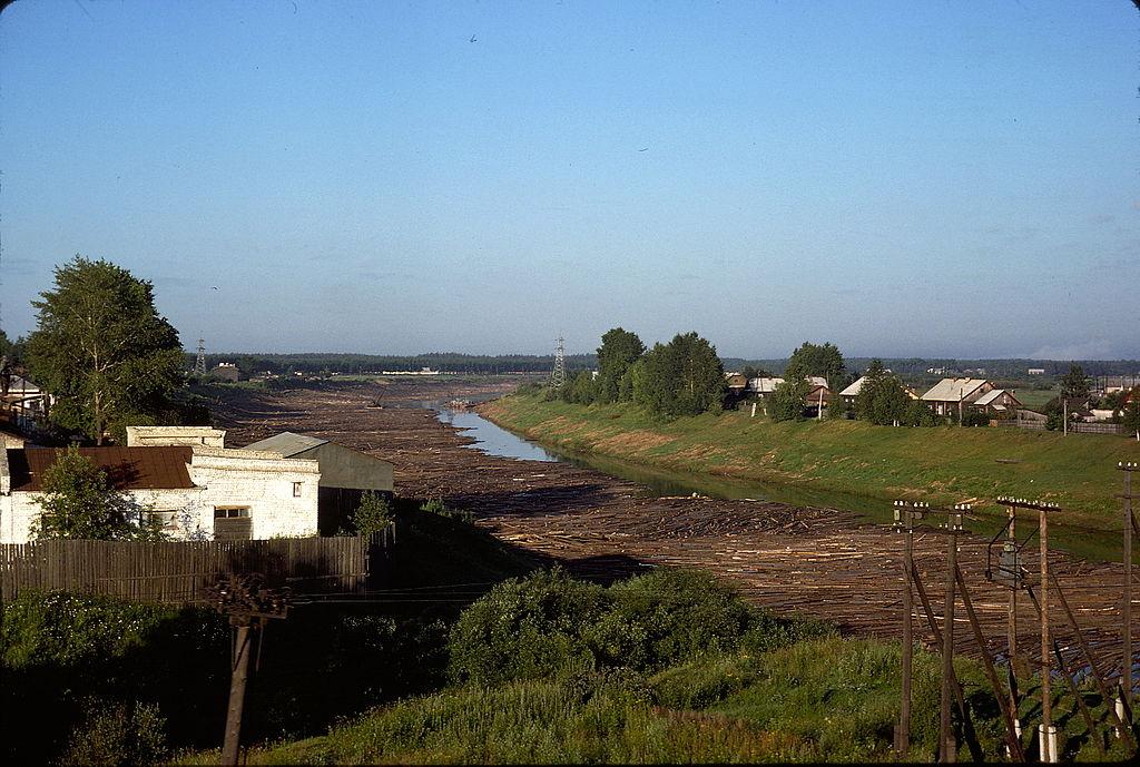 Река Кострома