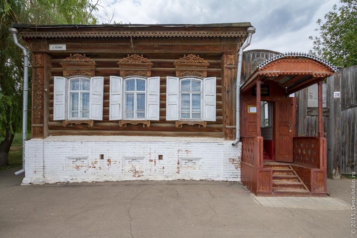 дом музей фото к и чуковского