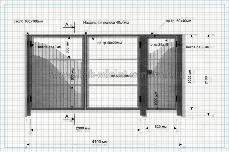 Металлические входные двери своими руками фото